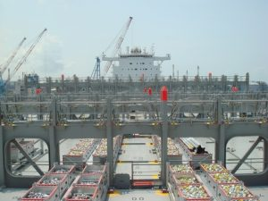 MacGregor is constantly working to increase the cargo system productivity of large container ships and help vessels to reach their maximum cargo efficiency, flexibility and safety