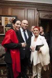Maria Hatzinassiou, Nicholas and Katia Trimmatis