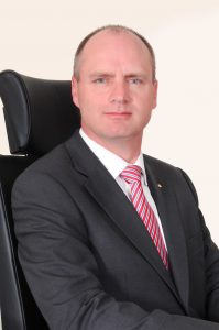 Mikael Leijonberg, GAC Group Chief Financial Officer