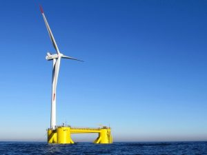 WindFloat approved by BV. Courtesy Principle Power