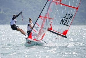 Day1, 2015 Youth Sailing World Championships, <br /><br /> Langkawi, Malaysia