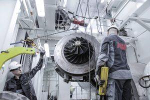 ABB Turbocharging services - France- TPL turbocharger