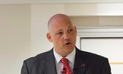 BDA CEO Ross Webber