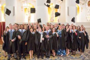 Celebrating dynamic achievements - the Institute of Export's graduates.
