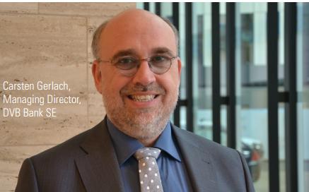 Carsten Gerlach, Managing Director, DVB Bank SE
