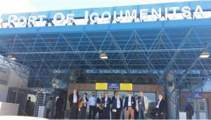 Poseidon Med II technical workshop at Igoumenitsa Port , 5-6/5/2016