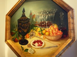 Another sumptuous still life.