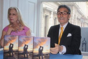 Jaime Manrique Palacín launches his novel, endorsed by Lady Colin Campbell.