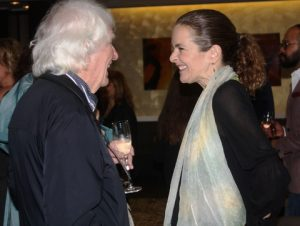 Giorgia and Ken Howard RA discuss her works.