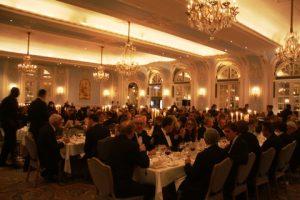 The Lancaster Ballroom at hte Savoy Hotel