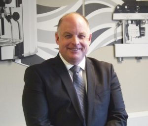 Peter Atmore new head of sales and marketing