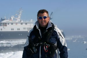 Rob Mccallum, Expedition Voyage Consultants
