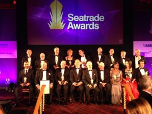 The Winners of the 2016 Seatrade Awards