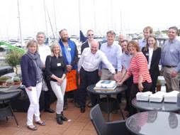 The Yacht Harbour Association 2017 Marina of the Year Awards officially launched at Lymington Yacht Haven