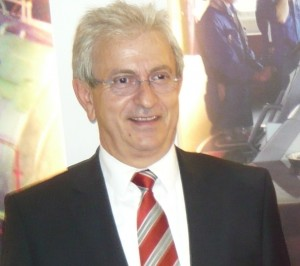 Theodore E. Veniamis, President of the Union of Greek Shipowners