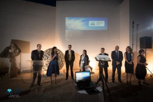 From the VIMC reception at the Vorres Museum, Athens, Greece.