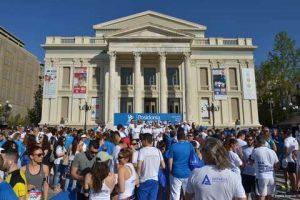 2016 Posidonia running event