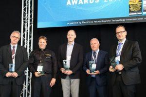 Electric & Hybrid Marine Awards winners announced