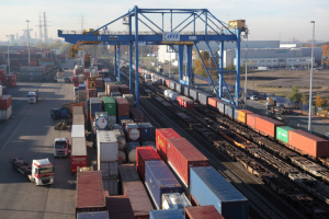 DIT Duisburg Intermodal Terminal © duisport_Rolf Köppen
