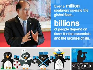 IMO from 25 JUNE 2016 Seafarers Day Anniversary