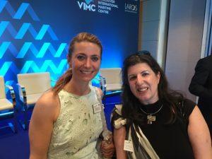 Dott.ssa Mariella Bottiglieri and Dr. Helena Thanopoulou
