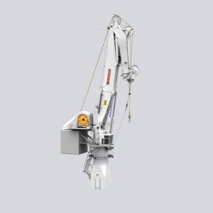 MacGregor's fibre-rope retrofit system is designed in modules for rapid installation