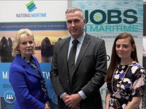 Minister issues rallying call for investment in the UK's maritime sector - Investinblue