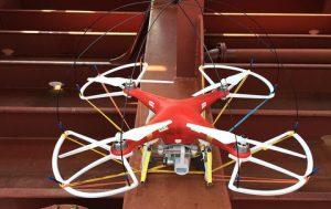 Drone Survey MV Apollo