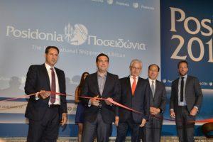 Posidonia 2016 Opening Ceremony