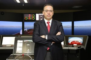 Sokratis Dimakopoulos, Deputy Managing Director of Tsakos Columbia Shipmanagement