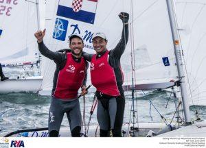 Sime Fantela and Igor Marenic - picture credits: ©Jesús Renedo / Sailing Energy