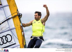 Toni Wilhelm - picture credits: ©Pedro Martinez / Sailing Energy