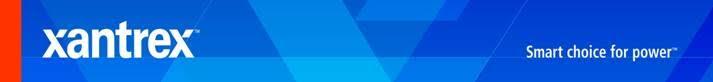 XANTREX logo 16JUNE2016