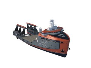 Damen Offshore Platform Remover