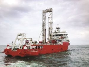 Fugro deploys deepwater geotechnical vessel, Fugro Voyager, for ONGC works offshore India's east coast