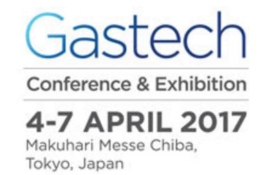 Gastech Japan 2017