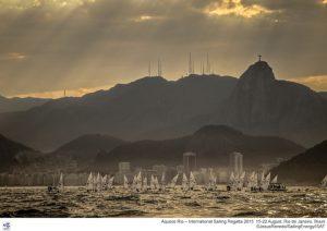 Laser Sailing in Rio.