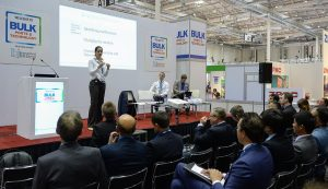 """Giselle Dazzi, Vale at TOC Europe 2016: """"Greater collaboration and innovation are needed in dry bulk operations"""""""