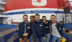 WASUB team (Delft University of Technology, The Hague University of Applied Sciences, VU Amsterdam University)