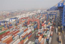 Karachi Port, Pakistan