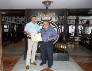 Capt. Juan P. Morales and Capt. Antonio M. Padron
