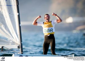The Rio 2016 Olympic Sailing Competition
