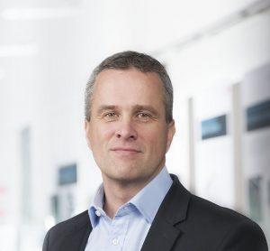 Juha Koskela, Managing Director of ABB's Marine and Ports business unit