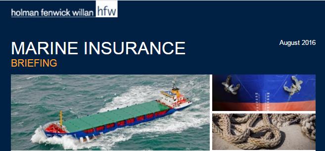 HFW bulletin 05 AUG 2016