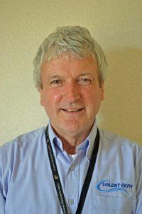 Allan Foot, managing director of Solent Refit