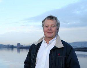Simon De Pietro, CEO of DP Energy
