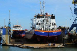 Split Hopper Barge Jan Blanken