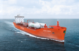 17500 dwt chemical tanker owned by Rederiet stenersen AS