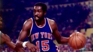 "NBA All-Star Earl ""The Pearl"" Monroe"