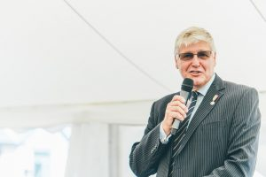 Chairman and Founder, Dieter Jaenicke opening speech